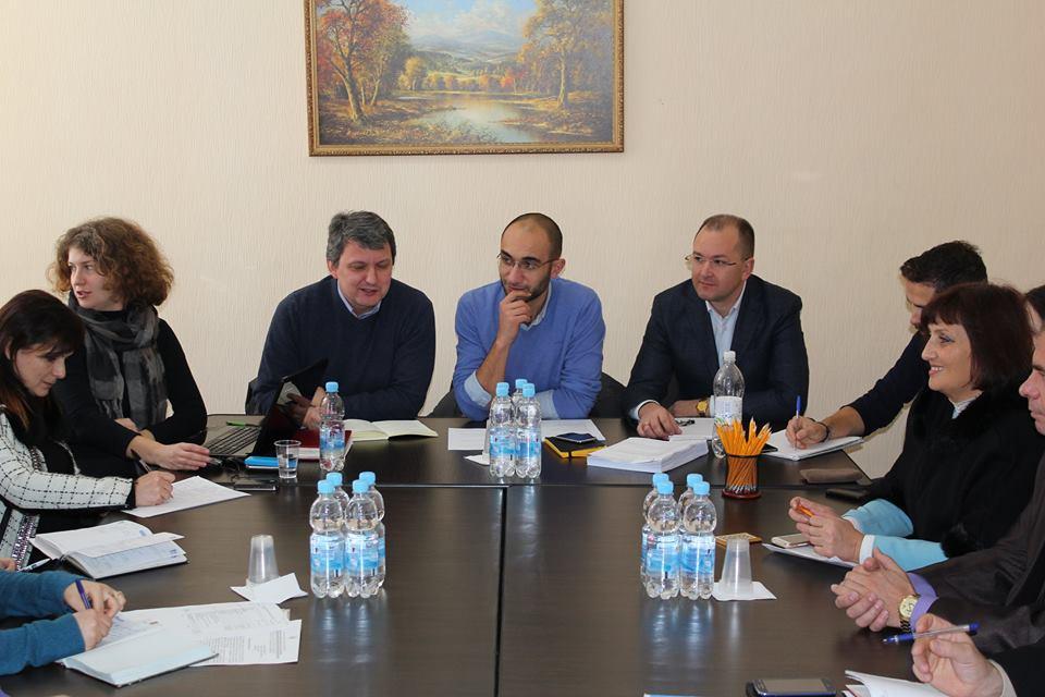 Заседание координационного совета 06.11.2014г.